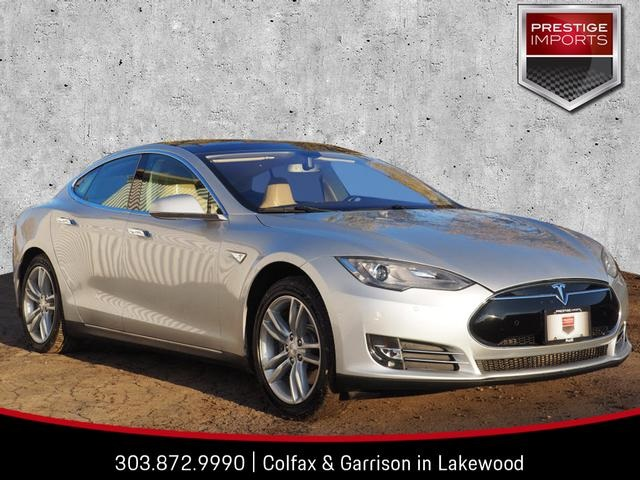 Pre-Owned 2014 Tesla Model S