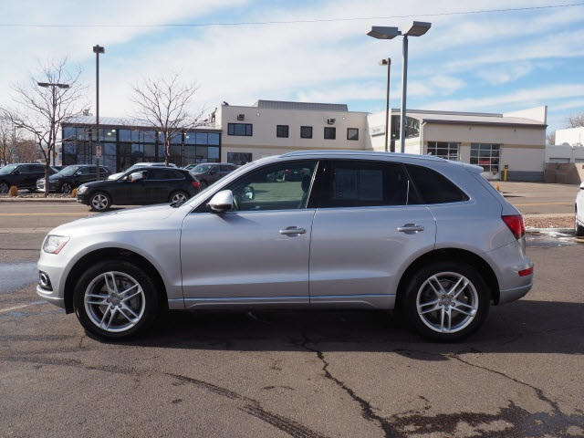 Pre-Owned 2015 Audi Q5 3.0T Premium Plus