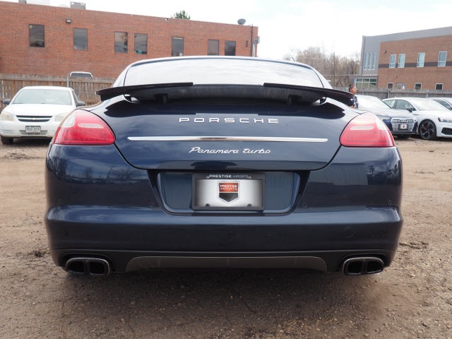 Certified Pre-Owned 2010 Porsche Panamera Turbo