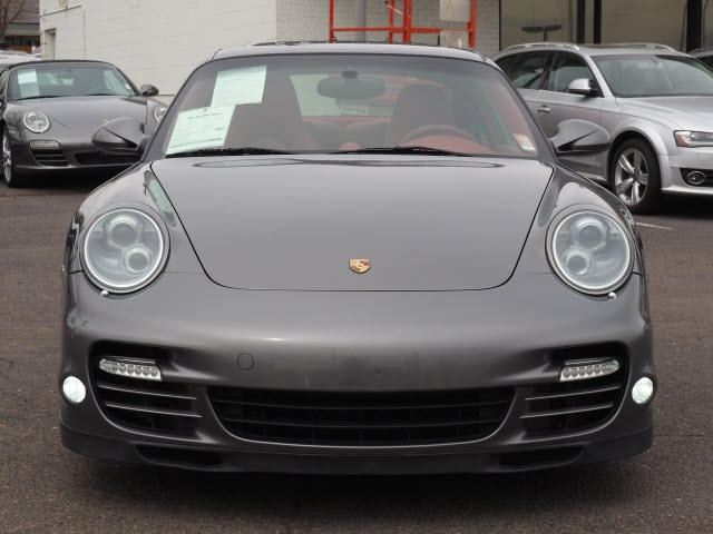 Certified Pre-Owned 2011 Porsche 911 Turbo S