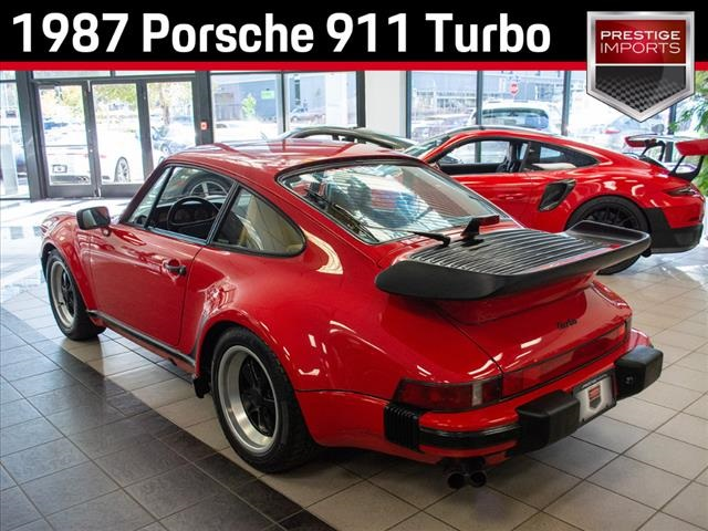 Pre-Owned 1987 Porsche 911 Turbo