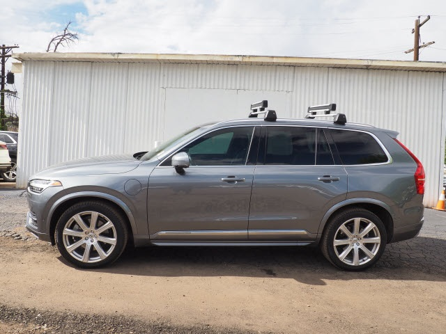 Pre-Owned 2017 Volvo XC90 Hybrid T8 Inscription