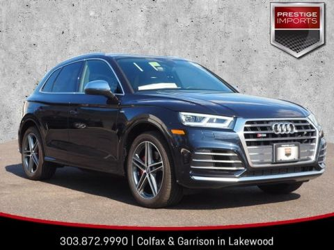 New 2018 Audi SQ5 3.0T Premium Plus