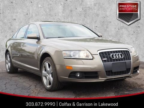 Pre-Owned 2008 Audi A6 3.2