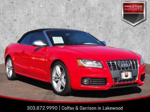 Pre-Owned 2011 Audi S5 3.0 Cabriolet Prestige