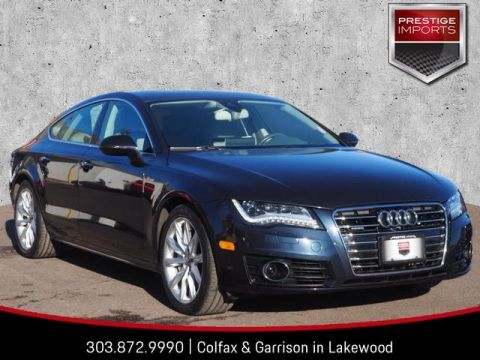 Pre-Owned 2015 Audi A7 3.0T Premium Plus